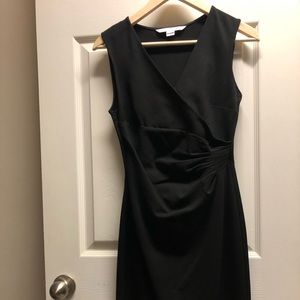 Diane von Furstenberg Layne Ruched Sheath Dress